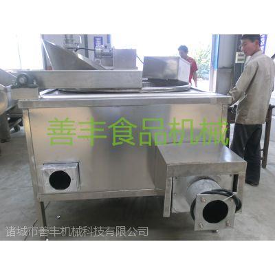 供应油炸机,厂家直销(SF-2000燃煤型)