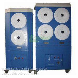 供应山东焊接烟雾处理机 焊烟净化器工作原理及报价