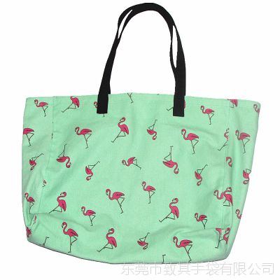 热销热转印帆布购物袋 环保购物袋 手提袋单肩手提男女包潮帆布袋