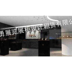 供应广州促销珠宝展示柜出租