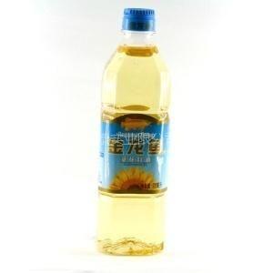 供应900ml金龙鱼葵花籽油食用油