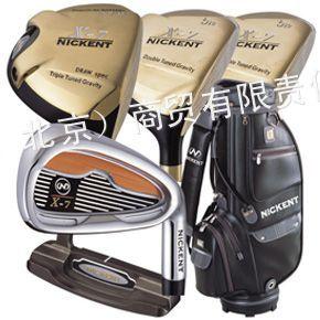 供应正品NICKENT X-7初学者球杆 高尔夫套杆 女士高尔夫球具丨瑞高高尔夫