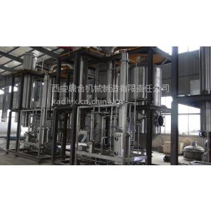 DNXJ10T鼎合香精回收设备技术方案香精回收香气提取机组