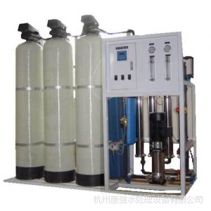 供应二级反渗透设备 护肤品生产用纯水设备-厂家