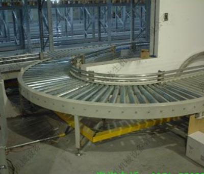 供应分流式(道岔式)滚筒输送机—郑州水生机械设备公司