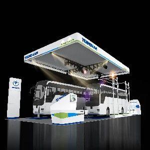供应广州会展中心附近的展台设计搭建公司