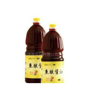 供应 浦源1.8L特级鱼酿酱油61800