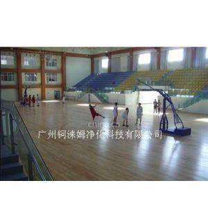 供应番禺室内/户外篮球场地板铺设画线
