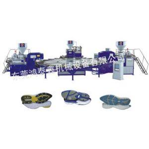 供应拖鞋制鞋设备(鞋底设备,PVC吹气拖鞋设备,TPU/TR鞋底设备)
