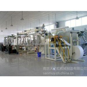 供应婴儿纸尿裤机械 -婴儿尿不湿机械设备-高速尿裤机械 NK-D