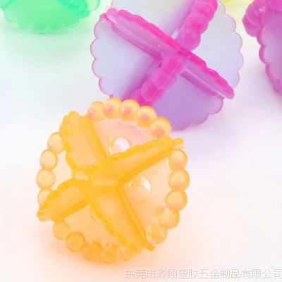 SJWJ 韩国新款高性能强力去污清洁球 彩色洗衣球 单个
