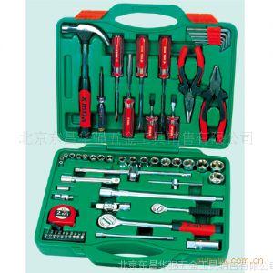 供应鑫达56件套机修组合工具 手动工具