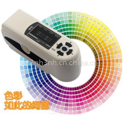 铝及铝合金材钢材用NS800色彩色差计量