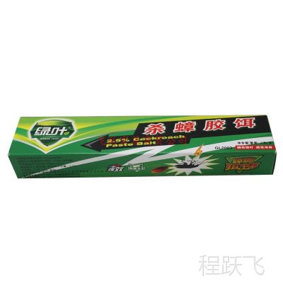强效阻击蟑螂杀蟑胶饵北京绿叶 ***药防蚊、防蛀、灭鼠杀虫用品