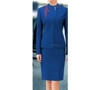 公司前台服装高品质订做厂家职业装厦门亚珊达服装