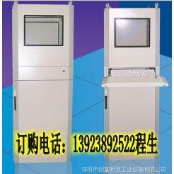 供应生产电脑柜的厂家,深圳工业电脑柜,东莞冷轧钢板电脑柜定制
