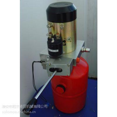 堆高车液压系统 电动叉车液压站 380V 220V 12V 24V
