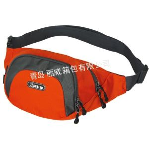 青岛时尚腰包工厂 腰包订做 运动腰包厂家 帆布腰包定做加工