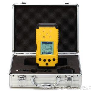 便携式四合一气体检测仪/多种气体分析仪TD1198-M4