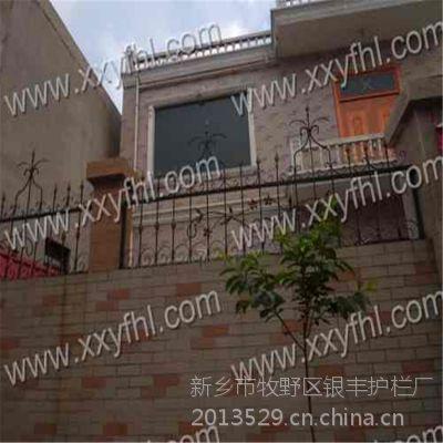 山西太原锌合金阳台栏杆生产品牌 护栏生产厂家