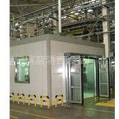 供应生产隔音房订制冰柜隔音房 冷冻柜隔音房 冷藏柜隔音房 展示柜隔音房