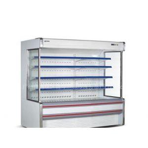 供应超市风幕柜、冷藏柜、展示柜