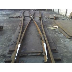 供应轻重轨道岔、窄轨道岔、 煤矿道岔、单开道岔