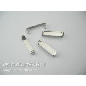 供应EFD15双扣铁夹,EFD15CLIP变压器钢夹,EFD15变压器卡簧