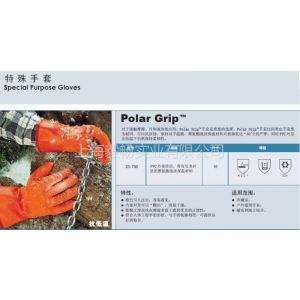 供应防冻手套ANSELL安思尔23-700耐低温手套 Polar Grip ANSELL
