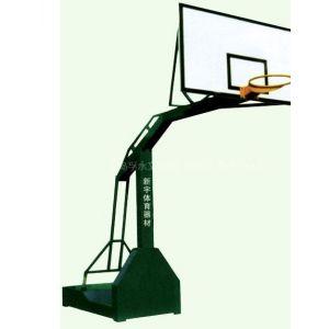 供应青岛单臂移动式篮球架