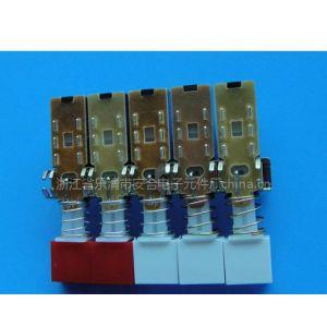 供应T14 KANZ2-5L互锁琴键开关厂家