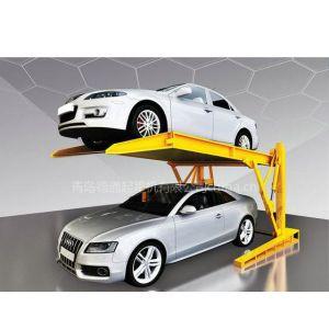 供应简易升降型停车设备 简易升降立体车库 蜂巢停车