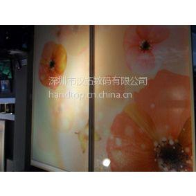 供应汉拓数码家具UV平板喷绘机