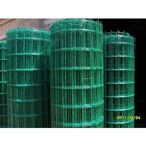 供应养殖场护栏网、养殖场防护网、圈鸡用铁丝网、涂塑电焊网