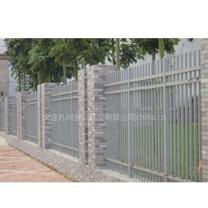 供应热镀锌围墙护栏 小区防护栏杆