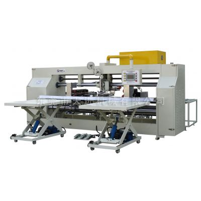 供应纸箱机械|钉箱机|半自动钉箱机