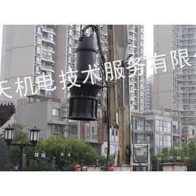 供应南京雨水泵站混流泵电机维修