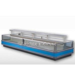 供应冷冻柜 速冻食品展示柜 真空包装冷冻柜 速冻水饺展示柜
