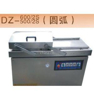 西藏牦牛肉真空包装机厂家特价畅销DZ-500双室大袋食品包装机