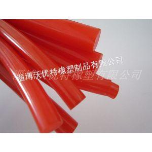 供应表面光洁粘接好PU胶条 聚氨酯胶条 橡胶密封条 PU圆带