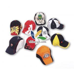 供应帽片裁片印花,帽片热升华印花无需分色制版