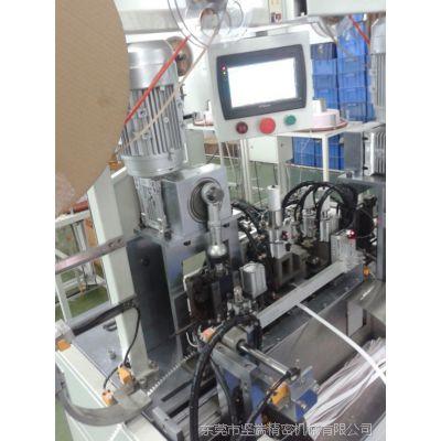 广东东莞全自动排线裁线端子压接机/压接机端子机