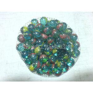 供应16MM现货玻璃珠 按摩玻璃珠 玩具玻璃珠 尺寸其全 色样多