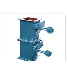 供应电动双层焊接双层重锤翻板锁气阀|双层重锤翻板卸灰阀完整