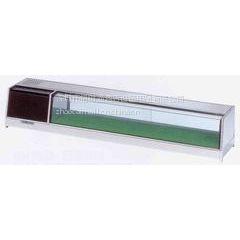 供应日本OHO/大穗 OHCR-1500NM 日式陈列寿司柜 冷藏柜展示柜