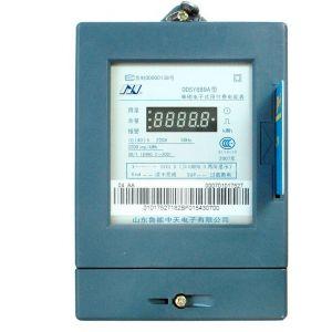 供应IC卡单相电子式预付费电能表