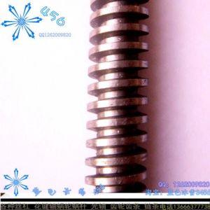 供应纺织设备机械丝杠,印刷皮革仪器专业加工定做丝杆一件特定