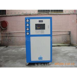 供应养殖业纯钛管蒸发器冷水机组,不锈钢360L冷水机