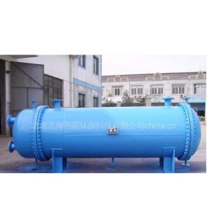 供应管壳式强化传热换热器 济南管壳式换热器