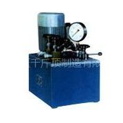 供应超高压电动油泵-上海-大吨位千斤顶-